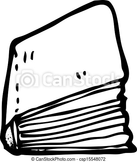 Books Cartoon Drawing Books Library