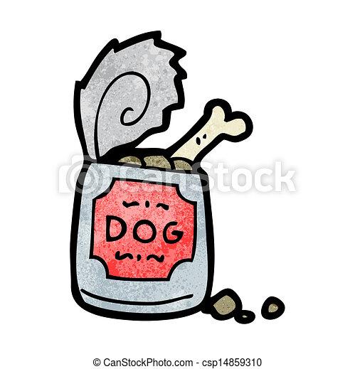 cartoon dog food vector clip art search illustration drawings rh canstockphoto com dog food bowl clipart