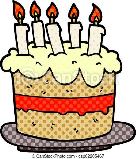 Phenomenal Cartoon Doodle Birthday Cake Personalised Birthday Cards Cominlily Jamesorg