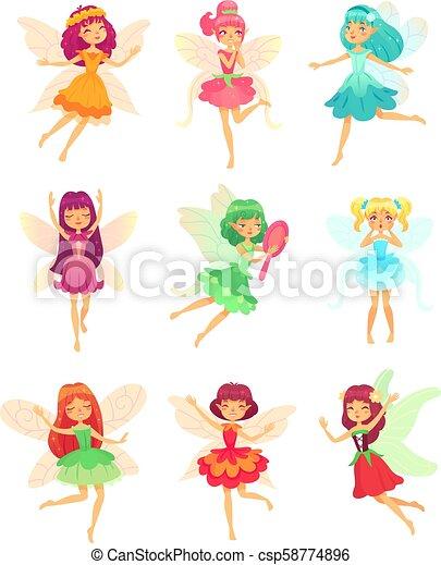 20+ Beautiful Cartoon Fairy Images Images