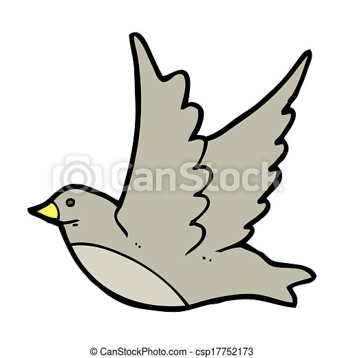 cartoon flying bird stock illustrations search eps clipart rh canstockphoto com cute flying bird cartoon flying bird cartoon images