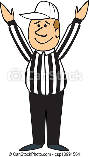 referee illustrations and clip art 6 163 referee royalty free rh canstockphoto com referee clip art images basketball referee clipart