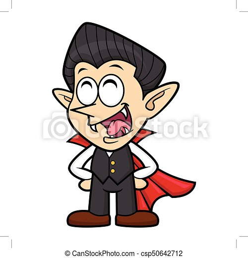 cartoon funny dracula character orders halloween day vector clip rh canstockphoto com  funny happy halloween clipart