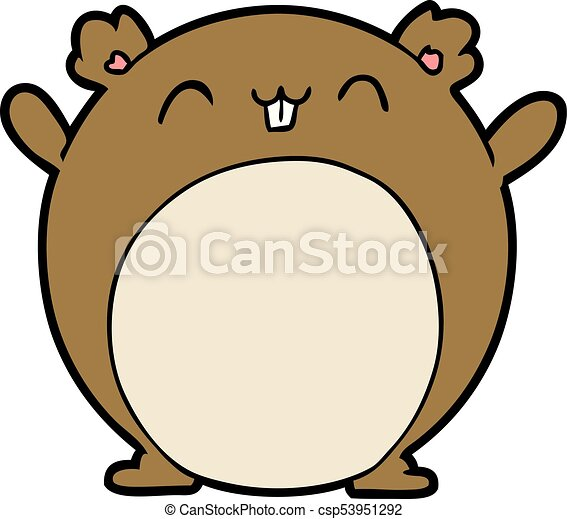cartoon hamster eps vectors search clip art illustration rh canstockphoto com hamster clipart kawaii hamster clipart images