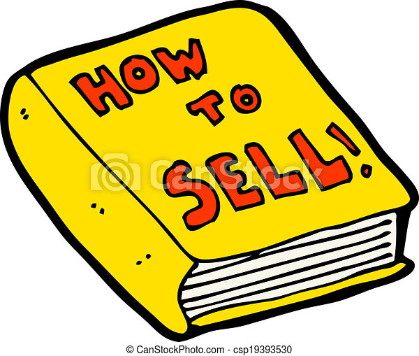 cartoon how to sell book vectors search clip art illustration rh canstockphoto ie sale clip art images sell clip art online