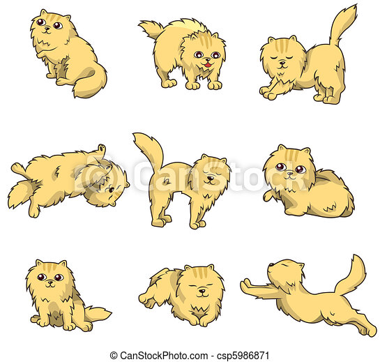 cartoon icon  - csp5986871