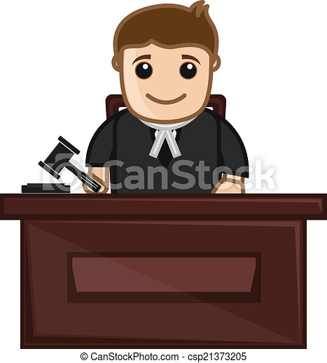 cartoon judge character judge vector character cartoon vector rh canstockphoto com clipart judgement clipart judge court