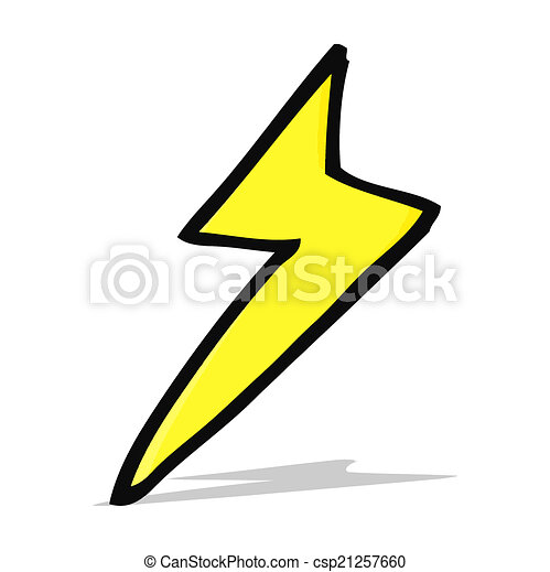 cartoon lightning bolt symbol clip art vector search drawings and rh canstockphoto com lighting clip art lightning clip art free