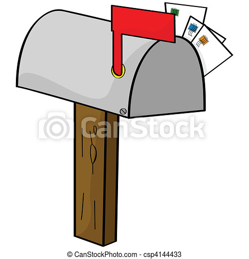 mailbox stock illustrations 9 973 mailbox clip art images and rh canstockphoto com mailbox clipart png clip art mailboxes free