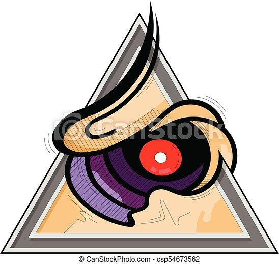 cartoon masonic eye on an white background vector eps clip art rh canstockphoto ca masonic clip art free images masonic clipart black and white