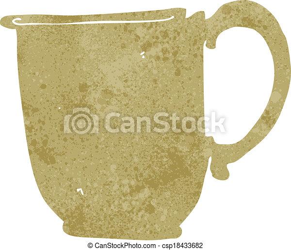 cartoon mug - csp18433682