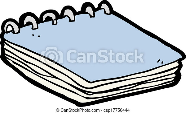 cartoon notepad eps vector search clip art illustration drawings rh canstockphoto com notepad clipart black and white notepad clipart background