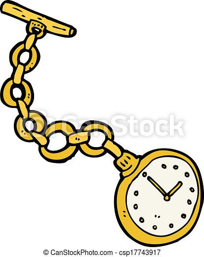 cartoon old pocket watch vector clip art search illustration rh canstockphoto com pocket watch clipart pocket watch clip art printables