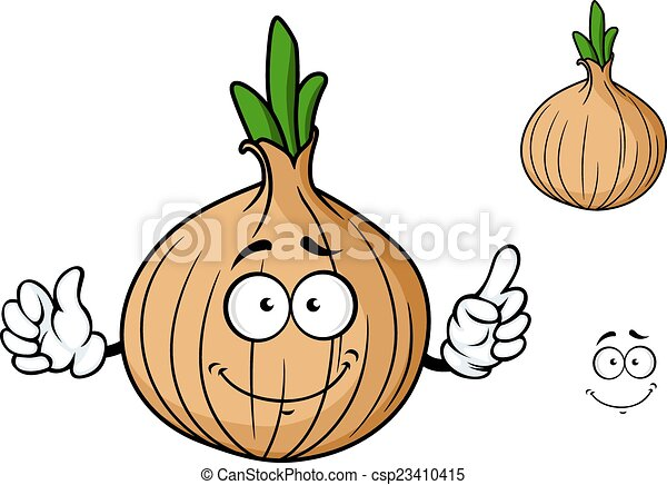 cartoon onion vegetable character with happy smiling face vector rh canstockphoto com Onion Clip Art On Wheels Clip Art of Chili and Onions