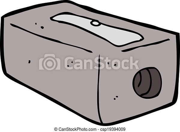 cartoon pencil sharpener vector clipart search illustration rh canstockphoto com