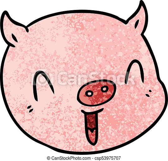 cartoon pig face vector clipart search illustration drawings and rh canstockphoto com cartoon pig face cute cartoon pig face drawing