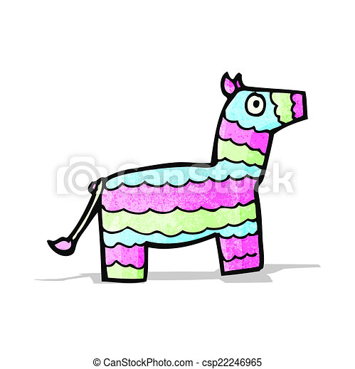 cartoon pinata clip art vector search drawings and graphics images rh canstockphoto com pinata clip art free pinata clipart free