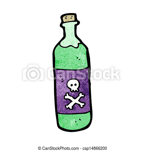 cartoon poison bottle vector clipart search illustration drawings rh canstockphoto com clipart poison bottle logo clipart poisson