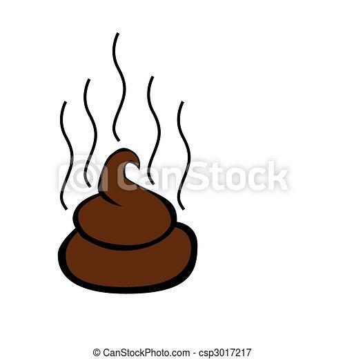 Pile Of Poop Cartoon