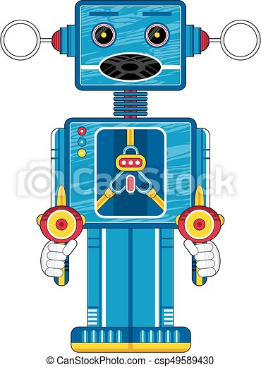 cartoon sci fi robot cartoon science fiction giant mecha vectors rh canstockphoto com science fiction genre clipart science fiction genre clipart