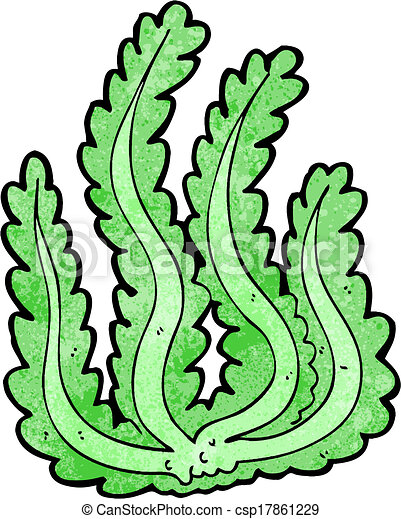 cartoon seaweed vector illustration search clipart drawings and rh canstockphoto ca seaweed clipart png green seaweed clipart
