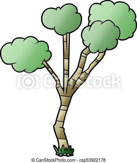 cartoon sparse tree vectors illustration search clipart drawings rh canstockphoto com three vectors corp three vectors are shown
