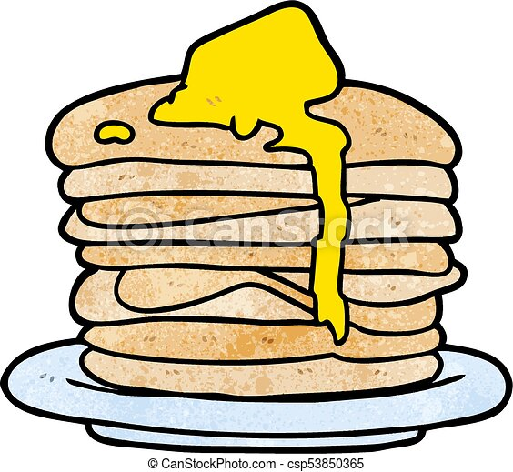 cartoon stack of pancakes clip art vector search drawings and rh canstockphoto com free pancake clipart images