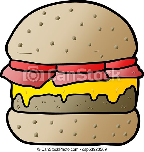 cartoon stacked burger vector search clip art illustration rh canstockphoto com burger clip art free burger clipart png