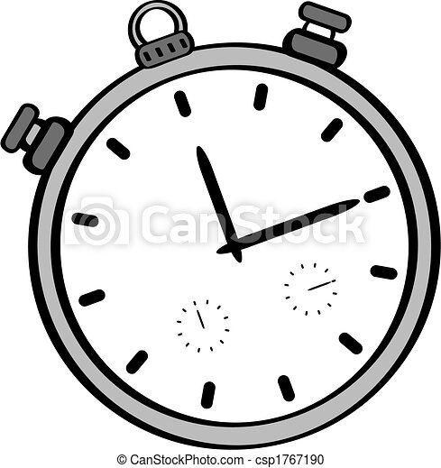 cartoon stopwatch cartoon illustration of a stopwatch vector rh canstockphoto com stopwatch vector download stopwatch vector free download