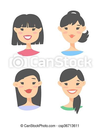pics wemon Asian cartoon