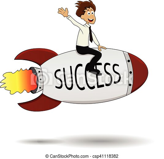 cartoon success businessman cartoon businessman success riding missille isolated waving his hand https www canstockphoto com cartoon success businessman 41118382 html