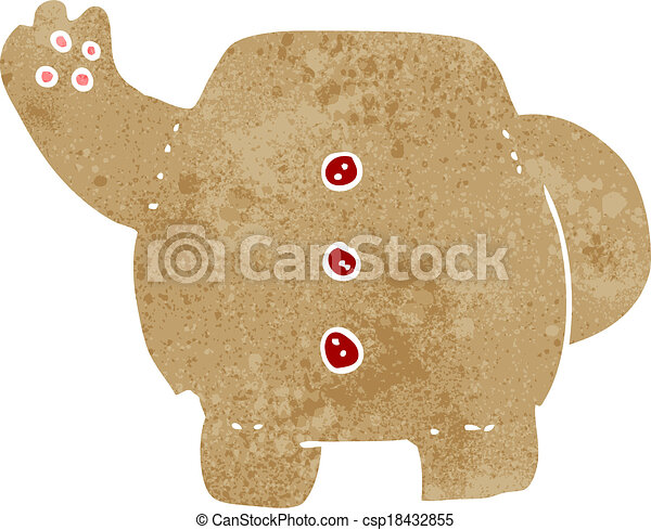 cartoon teddy bear body (mix and match cartoons or add own photos) - csp18432855
