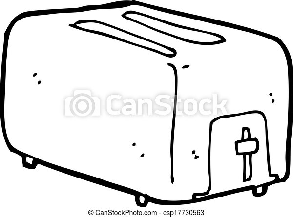 Clip Free Download Toaster Clipart Black And White - Toaster Icon Png  Transparent Png (#119615) - PinClipart