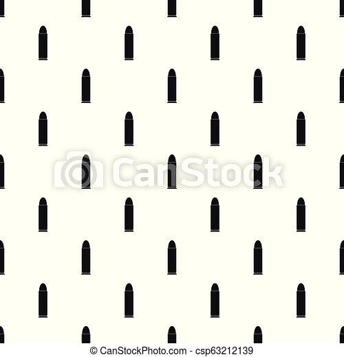 Cartridge pattern seamless vector - csp63212139