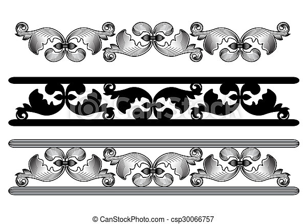 carved pattern - csp30066757