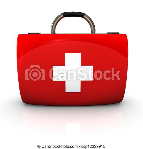 cas, urgence - csp12339915