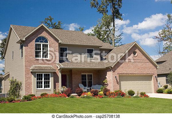 House - csp25708138