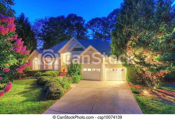 casa - csp10074139