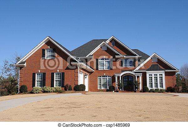 Una nueva casa hecha a medida - csp1485969