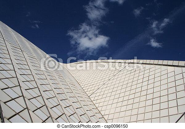 La ópera de Sydney - csp0096150