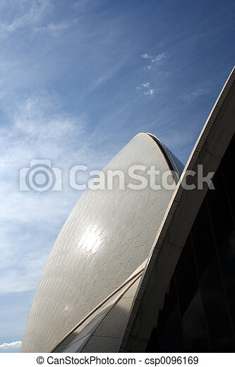 La ópera de Sydney - csp0096169