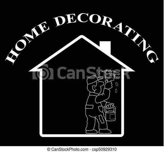 De decoración - csp50929310