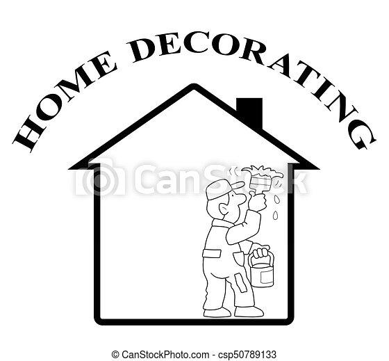 De decoración - csp50789133