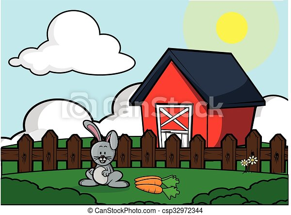 Casa fazenda paisagem coelho - Casa conejo ...