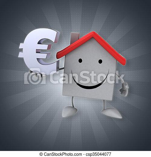 casa - csp35044077