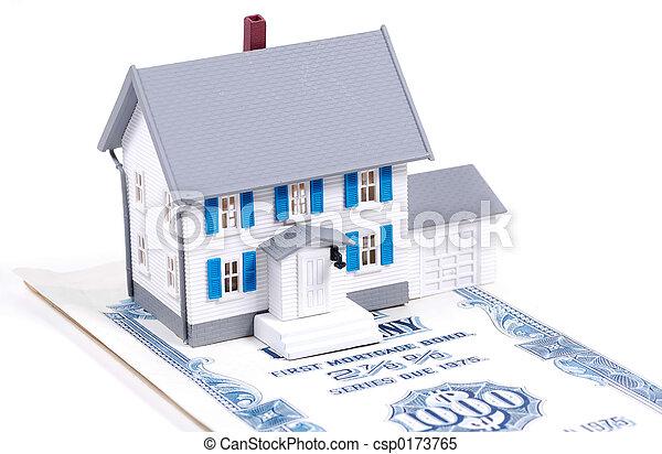casa, ipoteca - csp0173765