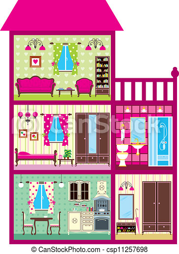 House Rooms Iconos