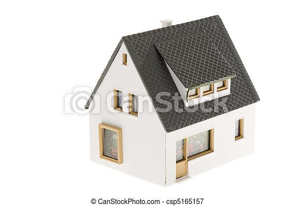 casa nueva - csp5165157