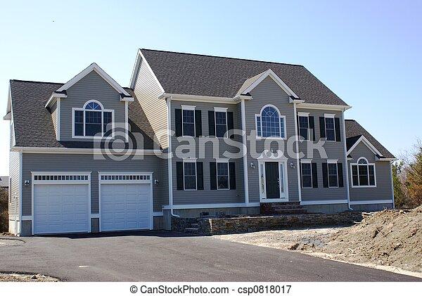 Casa nueva - csp0818017