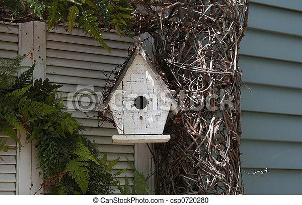 Casa de aves - csp0720280